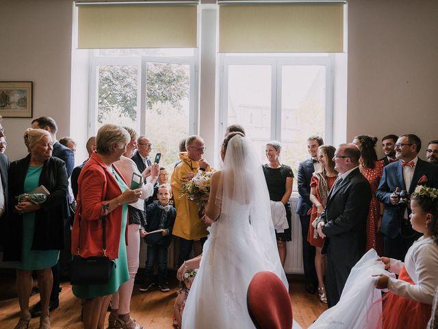 Le mariage de Florian et Maëlle à Bohars, Finistère 72