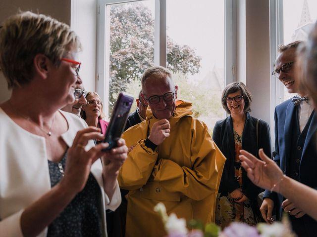 Le mariage de Florian et Maëlle à Bohars, Finistère 73