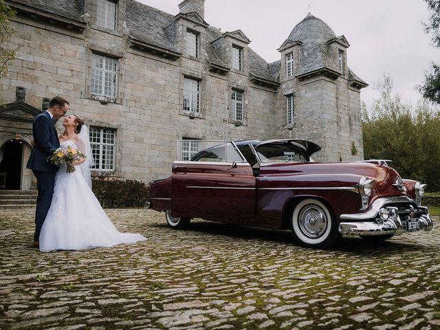Le mariage de Florian et Maëlle à Bohars, Finistère 76