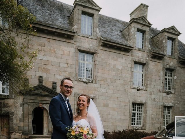 Le mariage de Florian et Maëlle à Bohars, Finistère 77