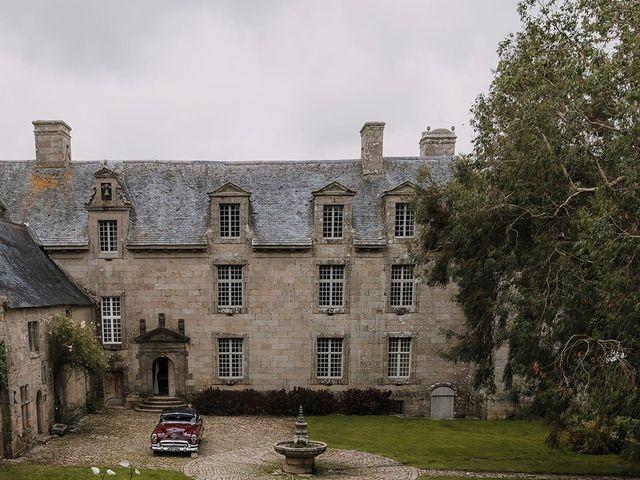 Le mariage de Florian et Maëlle à Bohars, Finistère 79