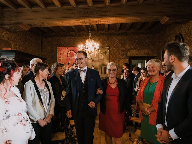 Le mariage de Florian et Maëlle à Bohars, Finistère 84