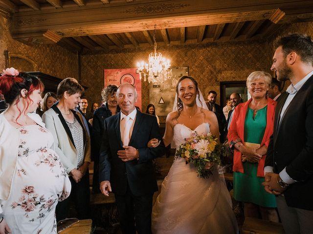 Le mariage de Florian et Maëlle à Bohars, Finistère 85