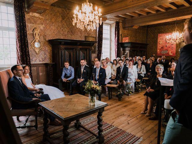 Le mariage de Florian et Maëlle à Bohars, Finistère 86