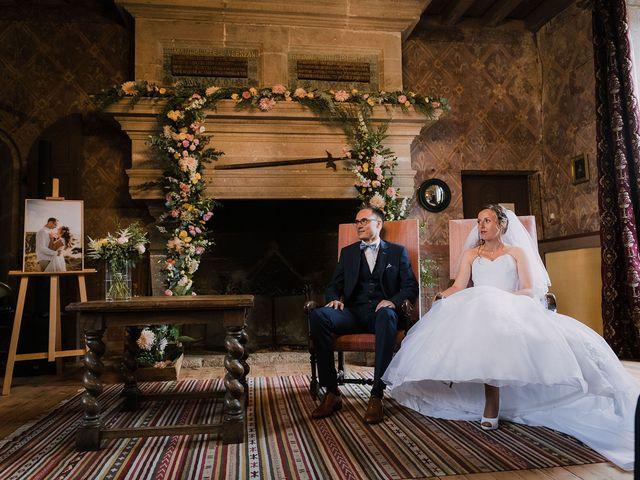 Le mariage de Florian et Maëlle à Bohars, Finistère 88
