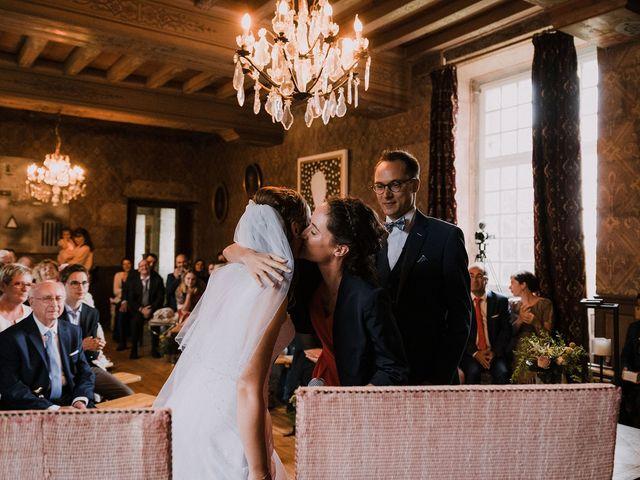 Le mariage de Florian et Maëlle à Bohars, Finistère 90