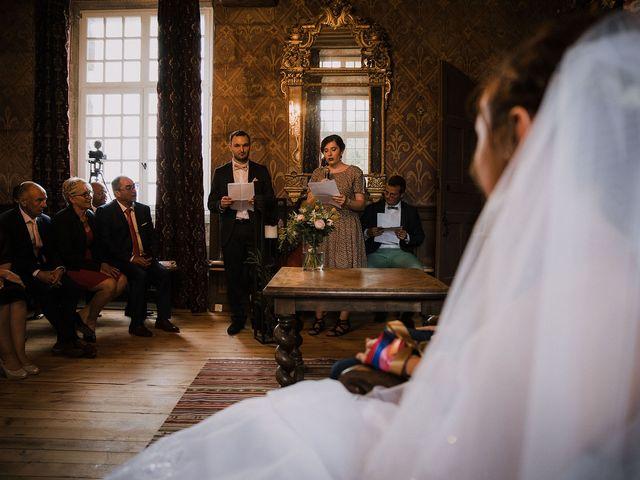 Le mariage de Florian et Maëlle à Bohars, Finistère 99
