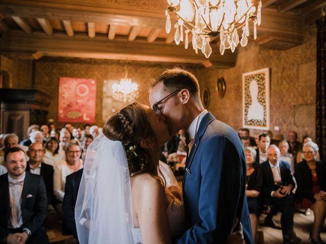 Le mariage de Florian et Maëlle à Bohars, Finistère 110