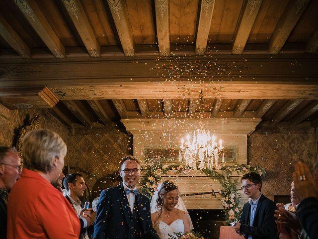 Le mariage de Florian et Maëlle à Bohars, Finistère 112