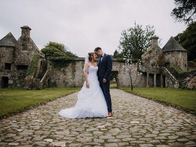 Le mariage de Florian et Maëlle à Bohars, Finistère 113