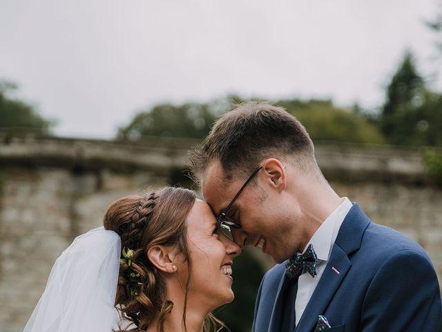 Le mariage de Florian et Maëlle à Bohars, Finistère 114