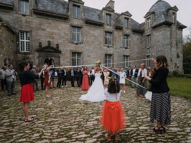 Le mariage de Florian et Maëlle à Bohars, Finistère 122
