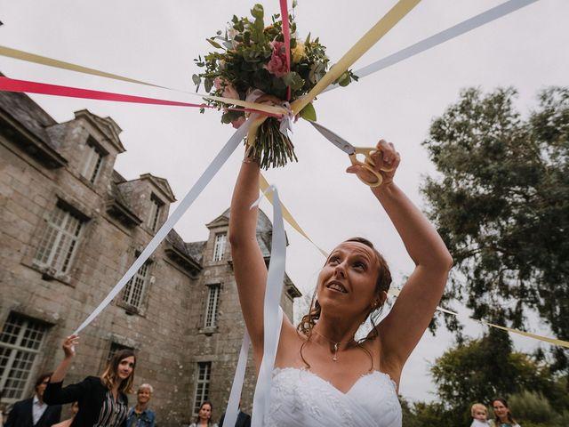 Le mariage de Florian et Maëlle à Bohars, Finistère 124