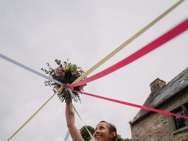 Le mariage de Florian et Maëlle à Bohars, Finistère 125