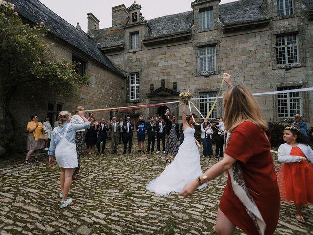 Le mariage de Florian et Maëlle à Bohars, Finistère 126