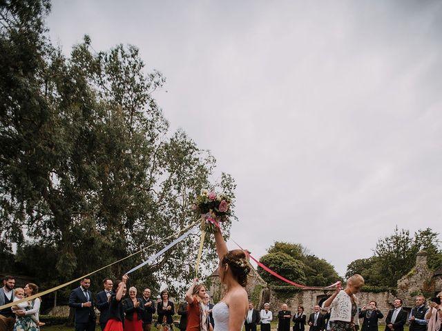 Le mariage de Florian et Maëlle à Bohars, Finistère 128