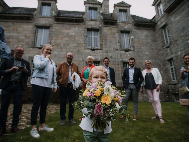 Le mariage de Florian et Maëlle à Bohars, Finistère 131