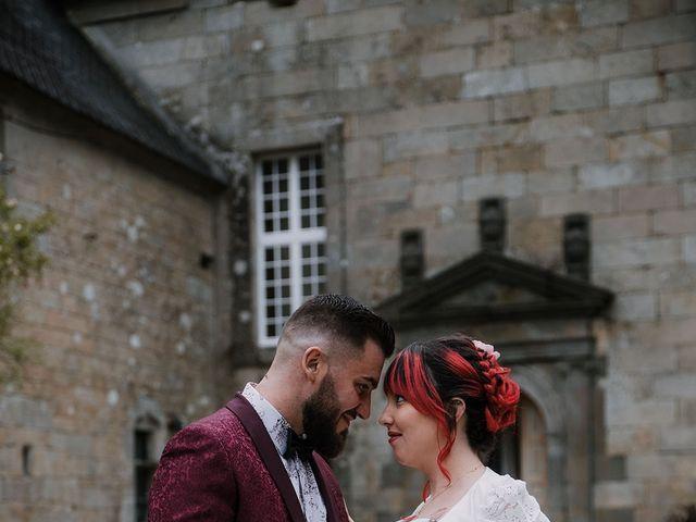 Le mariage de Florian et Maëlle à Bohars, Finistère 136