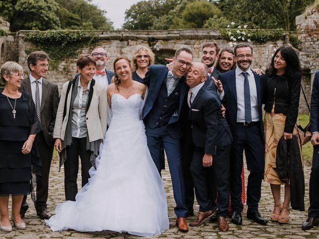 Le mariage de Florian et Maëlle à Bohars, Finistère 137