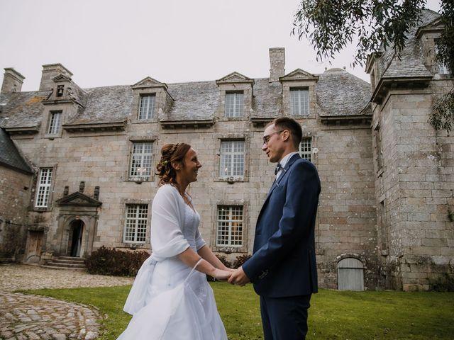 Le mariage de Florian et Maëlle à Bohars, Finistère 138