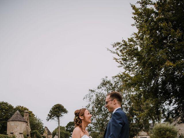Le mariage de Florian et Maëlle à Bohars, Finistère 141