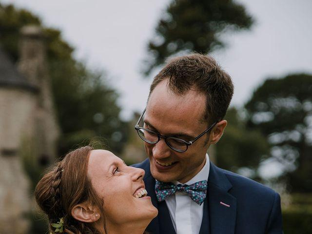 Le mariage de Florian et Maëlle à Bohars, Finistère 142