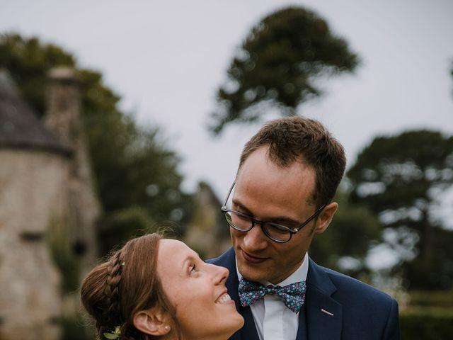 Le mariage de Florian et Maëlle à Bohars, Finistère 144