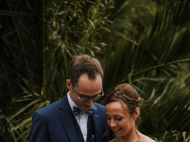 Le mariage de Florian et Maëlle à Bohars, Finistère 145