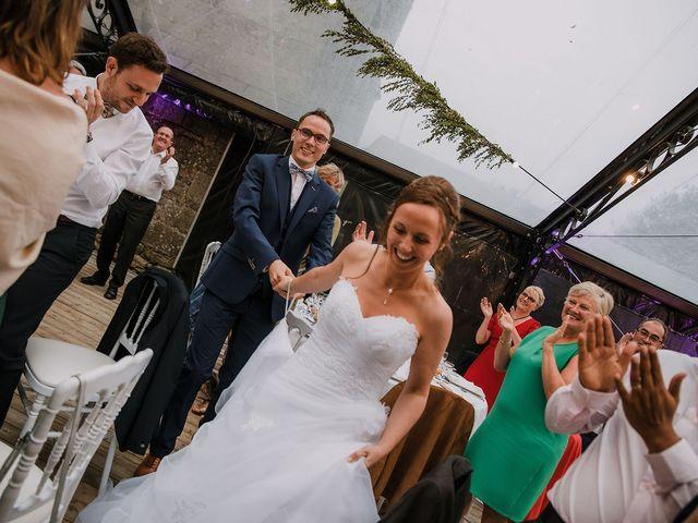 Le mariage de Florian et Maëlle à Bohars, Finistère 147
