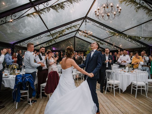 Le mariage de Florian et Maëlle à Bohars, Finistère 149