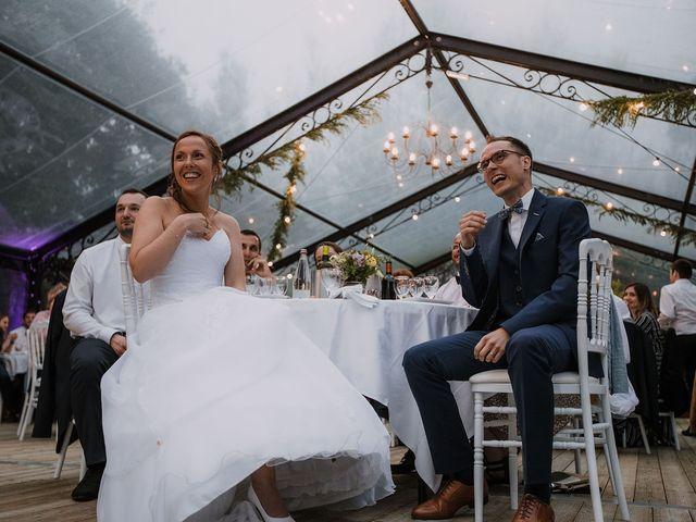 Le mariage de Florian et Maëlle à Bohars, Finistère 165