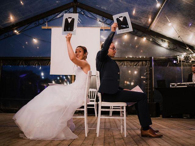 Le mariage de Florian et Maëlle à Bohars, Finistère 178