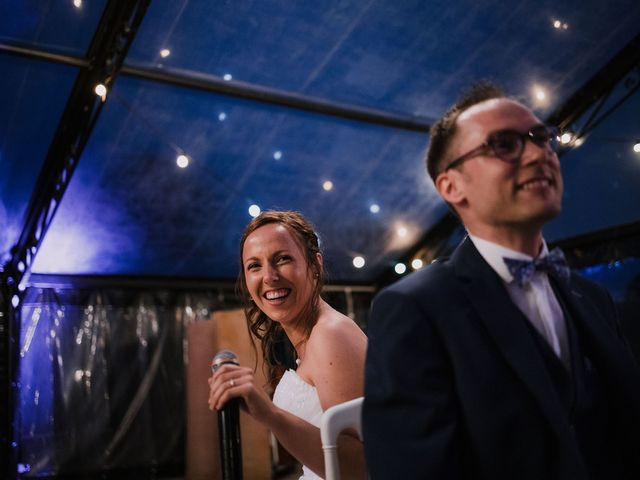 Le mariage de Florian et Maëlle à Bohars, Finistère 181