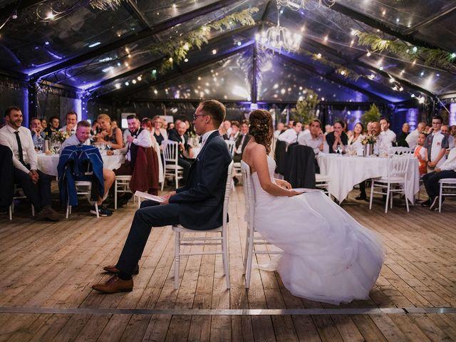 Le mariage de Florian et Maëlle à Bohars, Finistère 184