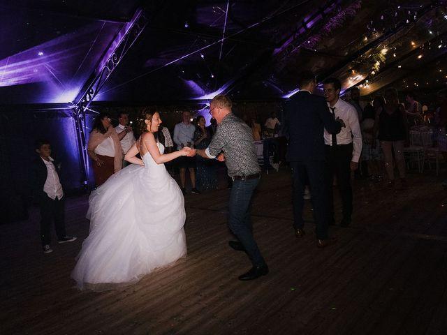 Le mariage de Florian et Maëlle à Bohars, Finistère 225
