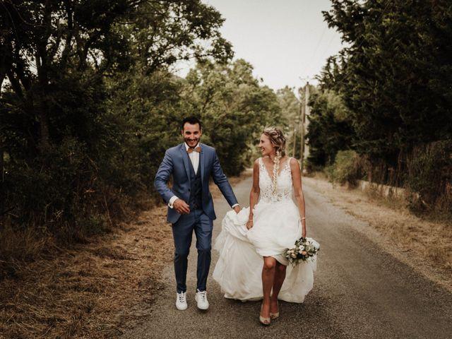 Le mariage de Charlotte et Bastien