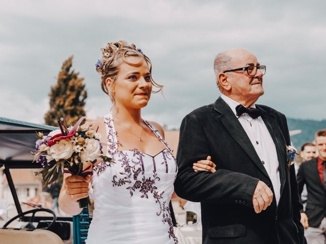 Le mariage de Alexis et Marion à Gérardmer, Vosges 2