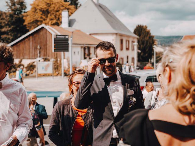 Le mariage de Alexis et Marion à Gérardmer, Vosges 6