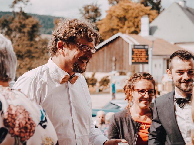 Le mariage de Alexis et Marion à Gérardmer, Vosges 7