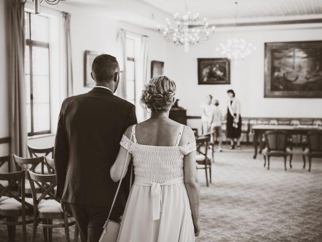 Le mariage de Alexis et Marion à Gérardmer, Vosges 1
