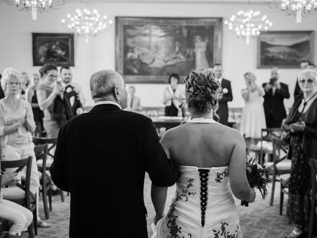Le mariage de Alexis et Marion à Gérardmer, Vosges 11