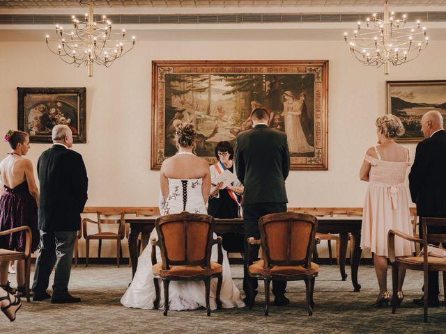 Le mariage de Alexis et Marion à Gérardmer, Vosges 14