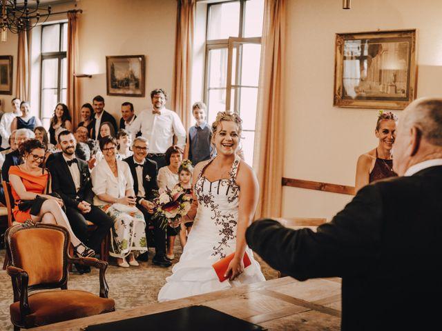Le mariage de Alexis et Marion à Gérardmer, Vosges 16
