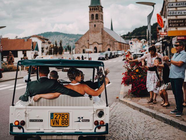 Le mariage de Alexis et Marion à Gérardmer, Vosges 21