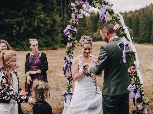 Le mariage de Alexis et Marion à Gérardmer, Vosges 26