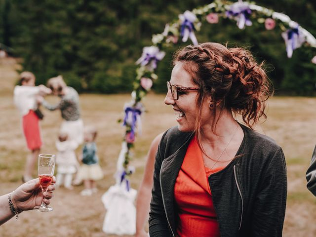 Le mariage de Alexis et Marion à Gérardmer, Vosges 35