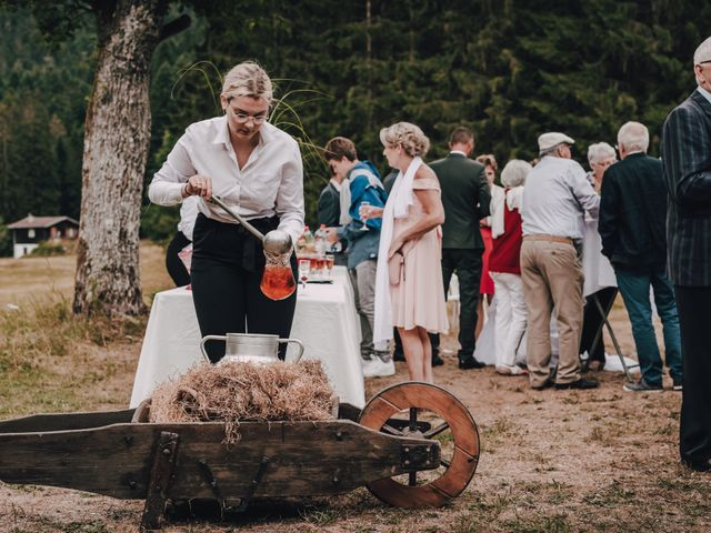 Le mariage de Alexis et Marion à Gérardmer, Vosges 39