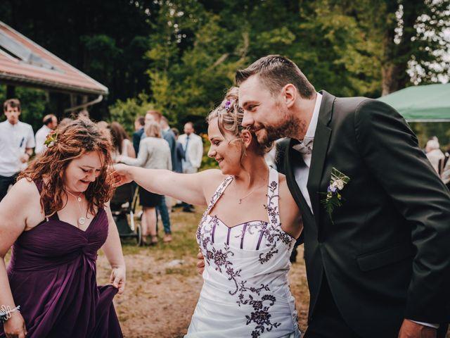 Le mariage de Alexis et Marion à Gérardmer, Vosges 41