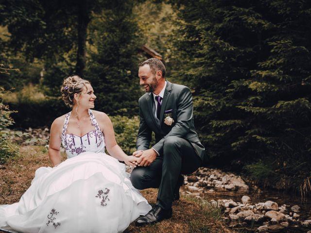 Le mariage de Alexis et Marion à Gérardmer, Vosges 44