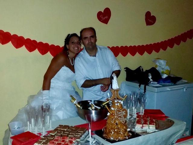 Le mariage de René et Sandrine à Brue-Auriac, Var 8